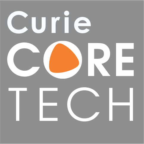 Curie Core Tech logo