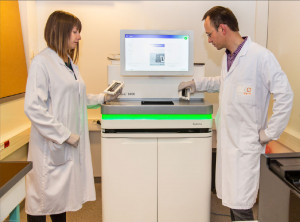 Illumina NovaSeq 6000 high-throughput sequencer